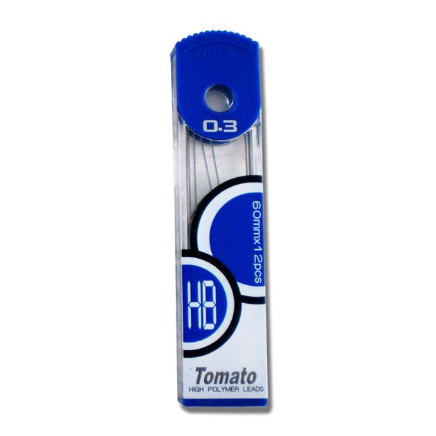 鉛筆芯【0.3】HB 12支入