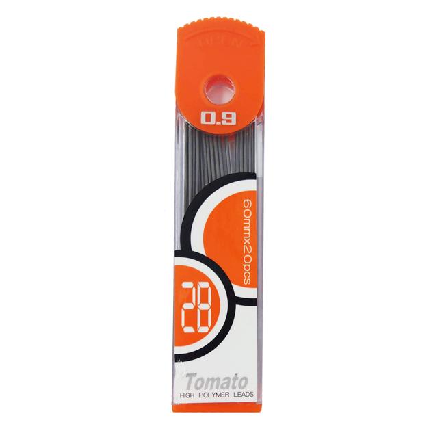 鉛筆芯【0.9】2B 20支入